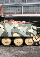 Истребитель Танков 38 - Hetzer G13-D - Walk Around
