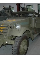 M3A1 Scout Car - Walk Around