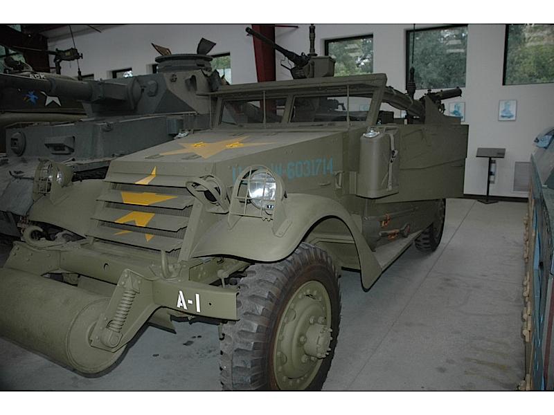 M3A1 Scout Car - Walk Around