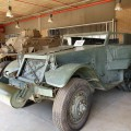 M9A1 HalfTrack-WalkAround