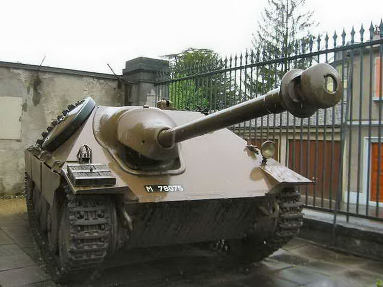 Panzerjaeger G-13 Skoda