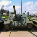 SU-100 obj.3 - WalkAround