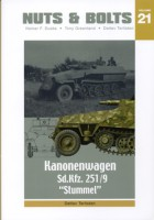 Sd.Kfz. 251/9 - Гармата Вагон - Nuts & Bolts 21