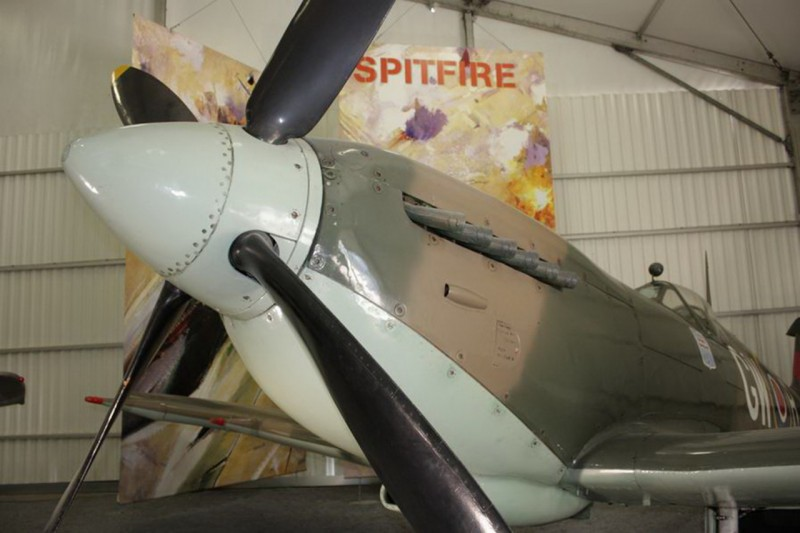 Spitfire Mk XVI - Walk Around