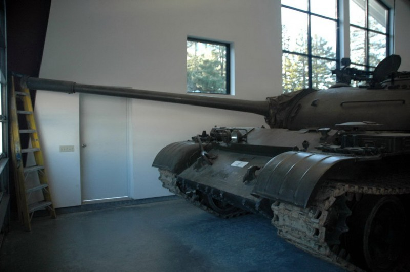 T-54 vol2 - WalkAround