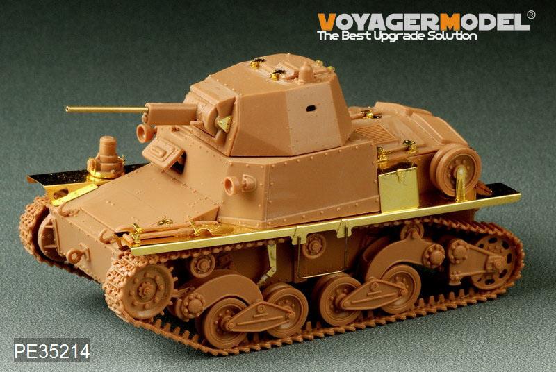 Β ' παγκοσμίου πολέμου η ΙΤΑΛΊΑ Carro Armato L6/40 - VOYAGER ΜΟΝΤΈΛΟ PE35214