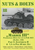 Pz.Caçador Marder III Ausf. M - Sd.De carro. 138 Vol2 - Nuts & Bolts 18