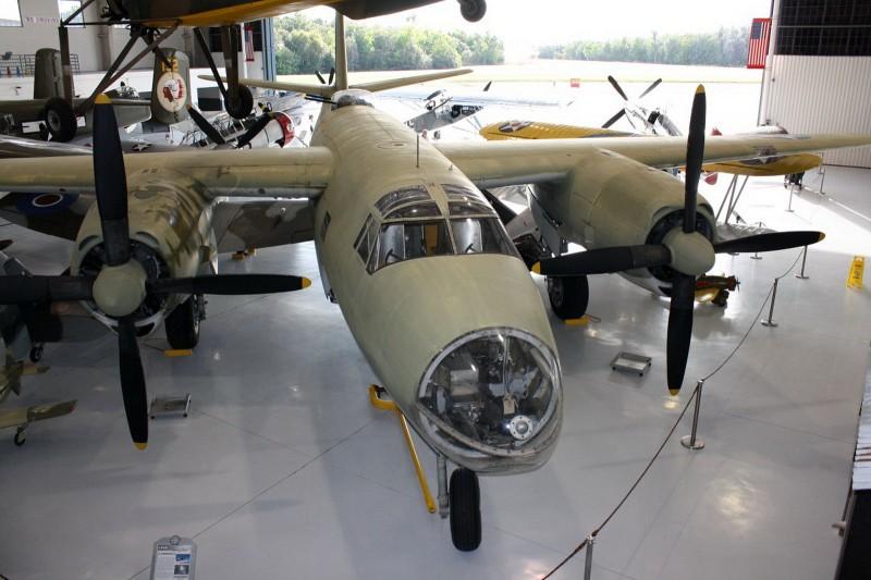 B-26G Marauder - interaktív séta