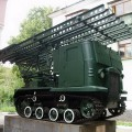 BM-13 Katyusha STZ-5 NATI - Caminar