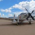 Douglas EA-1F Skyraider - išorinis sukamaisiais apžiūra