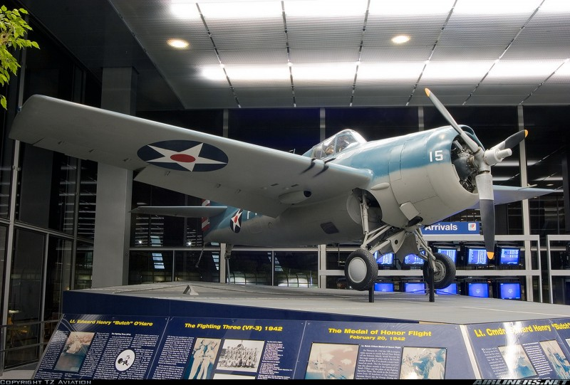 F4F-3 Wildcat - išorinis sukamaisiais apžiūra