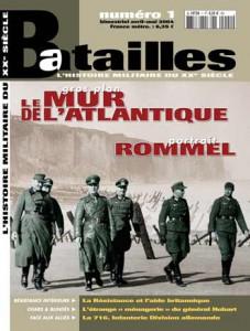 Le Mur de l'Atlantique - Batailles 01