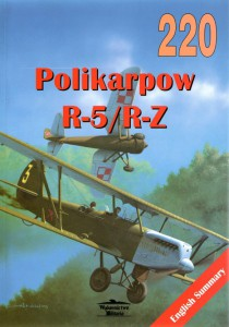Polikarpov R-5 R-Z - Wydawnictwo 220