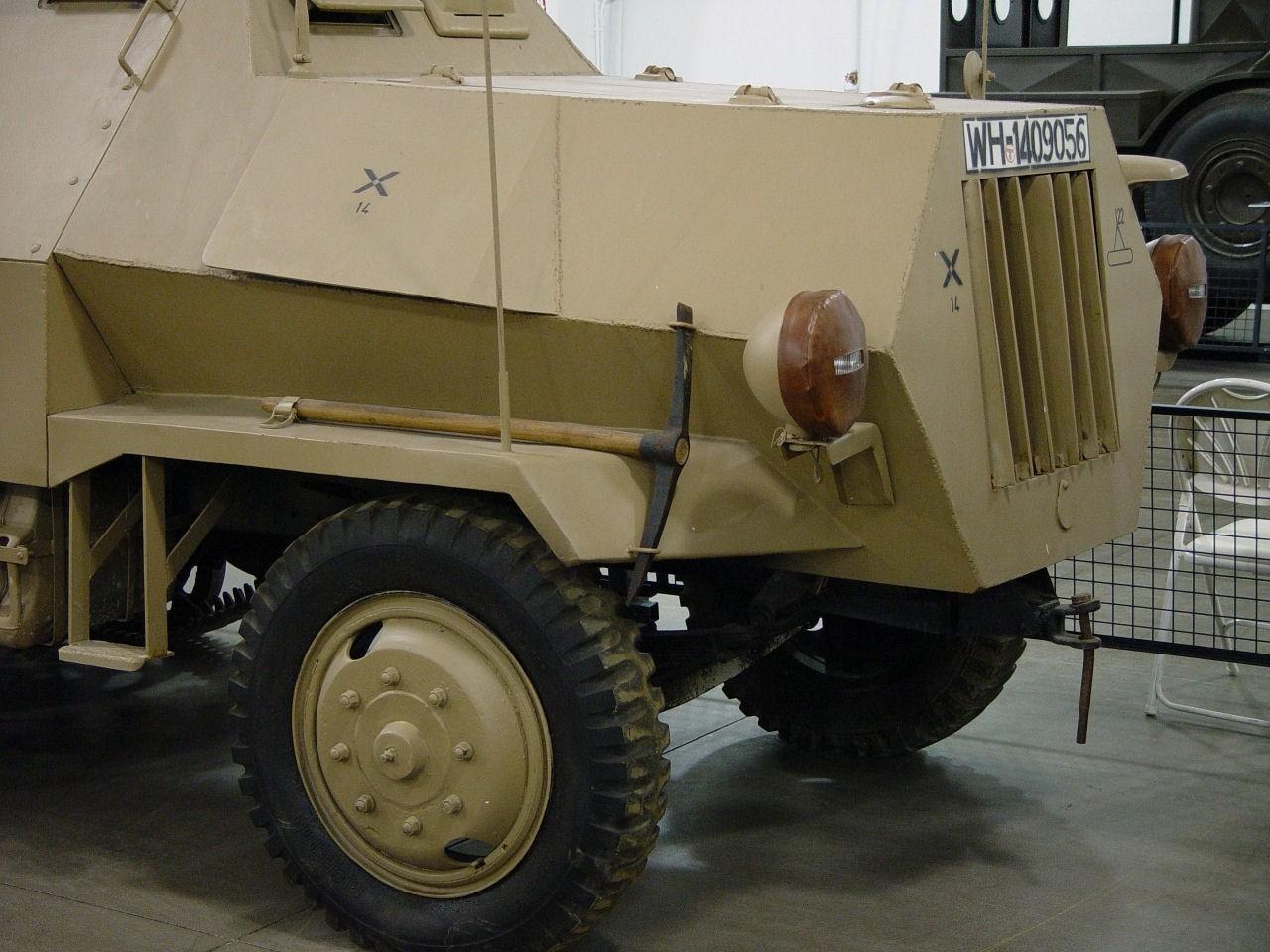 Sd.Kfz.4-1 Opel Mule
