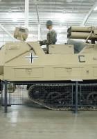 Sd.Kfz.4/1 Maultier - WalkAround
