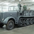 SdKfz 8 12 Tonų - Išorinis Sukamaisiais Apžiūra