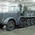 SdKfz 8 12 Τόνος - Περιήγηση