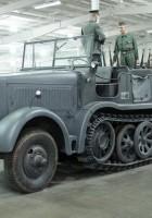 SdKfz 8 12 Ton - WalkAround