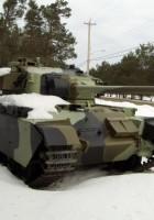 Centurion Mk5 - Gå Rundt