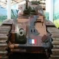 Char Renault B1 δις - Περιήγηση