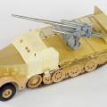Μετατροπή: 8.8 cm FlaK 37 (Sf) auf Fgst Zgkw 18t - LW35055