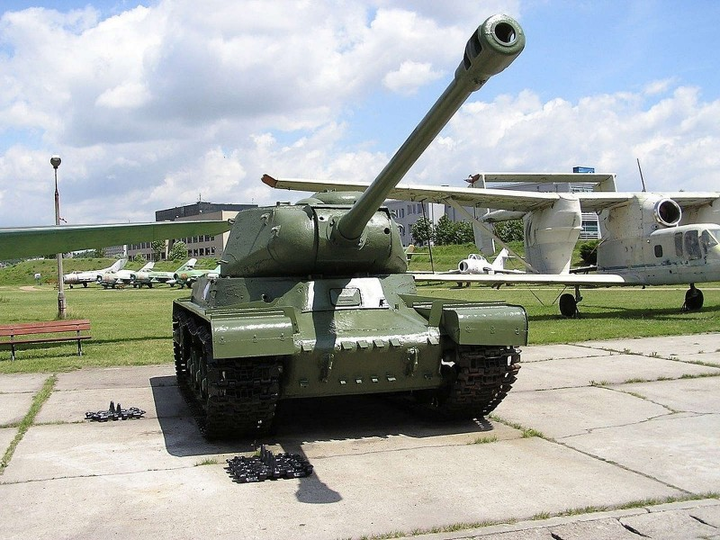 IS-2 vol3 - Spaziergang Rund um