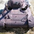M7 Lengvasis Tankas - Išorinis Sukamaisiais Apžiūra