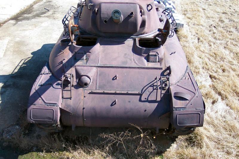 Легкий Танк М7-За Замовчуванням