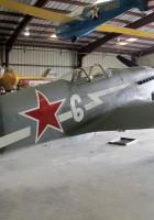 Jakovlev jak-3UA - Omrknout