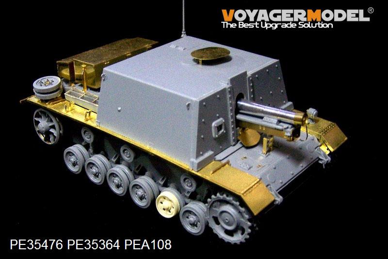 15 cm de Sturm-Infanteriegeschutz Ausf.SIG33 - MODELO VOYAGER PE35476