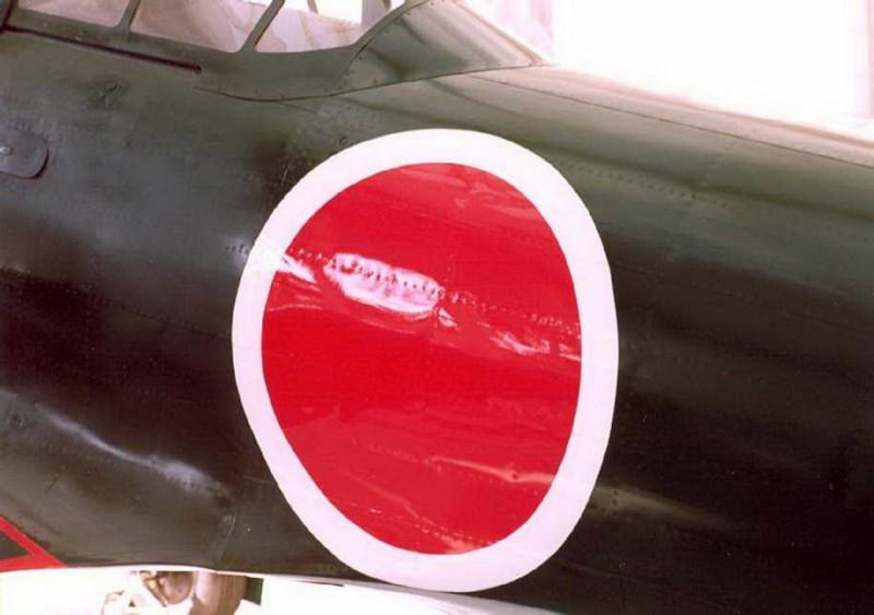 A6M5 Zero - Séta