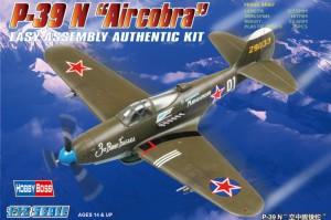 Américain P-39 N «Aircacobra» - HOBBY BOSS 80234