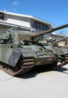 Centurion Mk.13 - Camminare Intorno