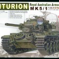 Centurion Mk.5/1 RAAC Vietnam Version - AFV Club 35100