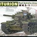 Stotnik Mk.5/1 RAAC Vietnam Različica - AFV Klub 35100