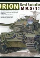Центуріон Мк.5/1 RAAC В'єтнам версія-AFV Club 35100