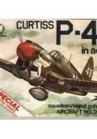 Curtiss P-40 in Action - Squadron Signal 26