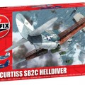 カーチスSB2C Helldiver-Airfix A02031