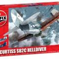 Кертисс SB2C Helldiver - A02031 Airfix
