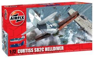 Curtiss SB2C Helldiver - Airfix A02031