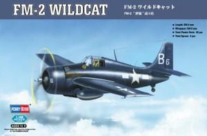 FM-2 Wildcat - HOBBY BOSS 80330