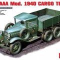 GAZ-AAA Mod 1940 Camion de Cargaison - MINIART 35136