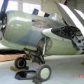 """Grumman """" FM-2 Wildcat - išorinis sukamaisiais apžiūra"""