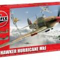 霍克飓风MkI-Airfix A02082A