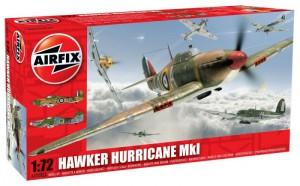 Hawker Hurricane MkI - Airfix A02082A