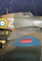 Hawker Hurricane - Caminhada Em Torno