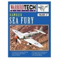 Pouličné Sea Fury - Warbird Tech Vol. 37