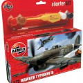 霍克台风战斗机起动机制Airfix A50079