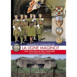 Miehet ja toimii Maginot-Linja 1 - Mary/Hohnadel/Sicard