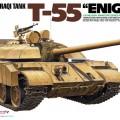 """Iraqi Tank T-55 """"Enigma"""" - Tamiya 35324"""